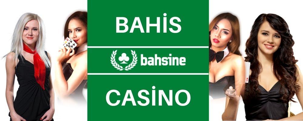 Bahsine Bahis ve Casino Sitesi